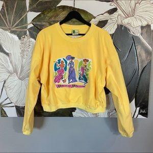 Retro Vintage Crewneck Sweatshirt